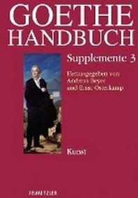 [해외]Goethe-Handbuch Supplemente (Hardcover)