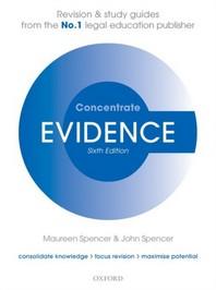 [해외]Evidence Concentrate