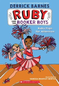 Ruby Flips for Attention (Ruby and the Booker Boys #4), 4