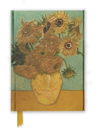 Van Gogh: Sunflowers (Foiled Journal) 미사용
