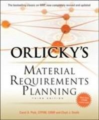 [보유]Orlickys Materials Requirements Planning