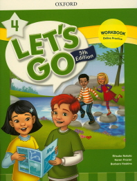 Let's Go. 4(Workbook)(With Online Practice)