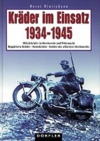 Kraeder im Einsatz 1934 - 1945