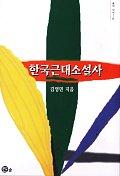 한국근대소설사(솔의신서 13)