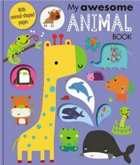 [해외]My Awesome Animal Book