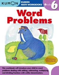 [해외]Word Problems, Grade 6