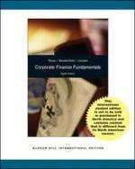 Fundamentals of Corporate Finance #