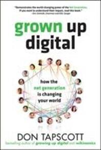 [해외]Grown Up Digital (Hardcover)