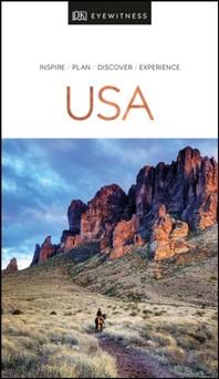 [해외]DK Eyewitness USA (Paperback)