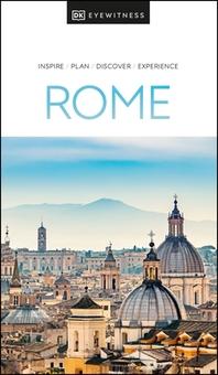 [해외]DK Eyewitness Rome (Paperback)