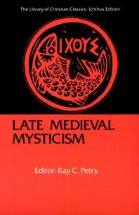 [해외]Late Medieval Mysticism (Paperback)