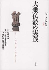 [해외]シリ-ズ大乘佛敎 3