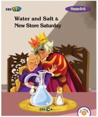 Water and Salt & New Store Saturday 스토리북(Level 2)(EBS초목달)(CD1장포함)(Venus(비너스) 5-2)(Paper