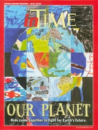 IN TIME(WORLD REPORT EDITION)(5월호)