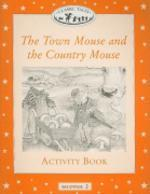 The Town Mouse and the Country Mouse(Activity Book)