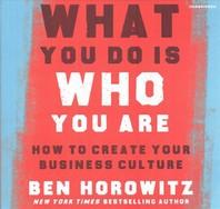 [해외]What You Do Is Who You Are (Compact Disk)