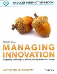Managing Innovation (Paperback)