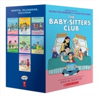 [해외]The Baby-Sitters Club Graphic Novels #1-7