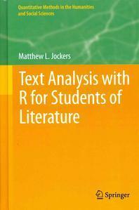 [해외]Text Analysis with R for Students of Literature