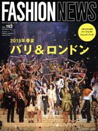 FASHION NEWS 1년 정기구독 -10회  (발매일: 2월8월제외28일)