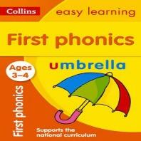 [해외]First Phonics (Paperback)