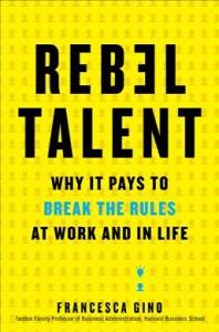 [해외]Rebel Talent (Hardcover)