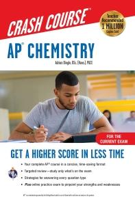 [해외]Ap(r) Chemistry Crash Course, Book + Online