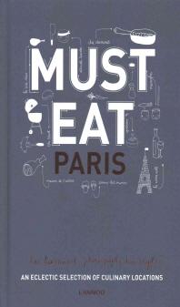 [해외]Must Eat Paris (Hardcover)