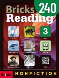 Bricks Reading 240. 3(Nonfiction Series)