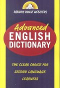 Random House Webster's Advanced English Dictionary