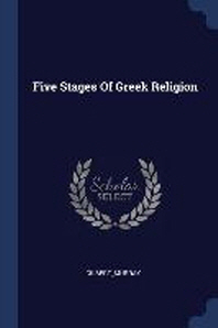 [해외]Five Stages of Greek Religion
