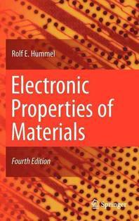 [해외]Electronic Properties of Materials