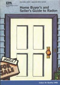 [해외]Home Buyer's and Seller's Guide to Radon