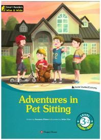 Adventures in Pet Sitting Level. 3-2(CD1장포함)(Smart Readers Wise & Wide)