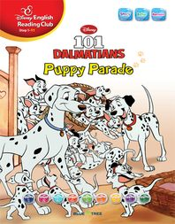 Disney - 101 dalmatians puppy parade