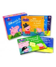 Where's Peppa And Other Stories