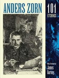 [해외]Anders Zorn, 101 Etchings