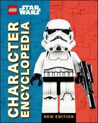 [해외]Lego Star Wars Character Encyclopedia New Edition (Library Edition) (Hardcover)