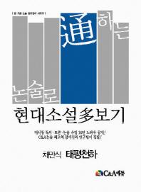태평천하(논술로 통하는 현대소설다보기)