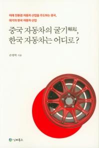 중국 자동차의 굴기  한국 자동차는 어디로?