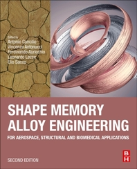 [해외]Shape Memory Alloy Engineering