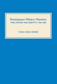 [해외]Renaissance Military Memoirs (Hardcover)