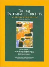 Digital Integrated Circuits : Design Perspective(2판)(Paperback)