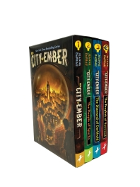 [해외]The City of Ember Complete Boxed Set