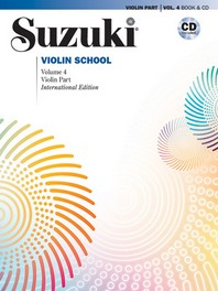 [해외]Suzuki Violin School (Paperback)
