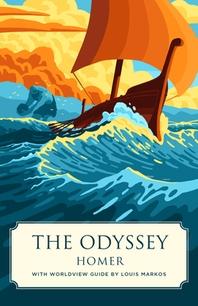 [해외]The Odyssey (Canon Classics Worldview Edition) (Paperback)