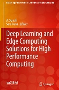 [해외]Deep Learning and Edge Computing Solutions for High Performance Computing
