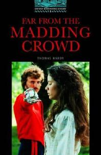 Far from the Madding Crowd(Oxford Bookworms Library5)