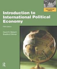 Introduction to International Political Economy 5/E (Paperback), 5/E(576)