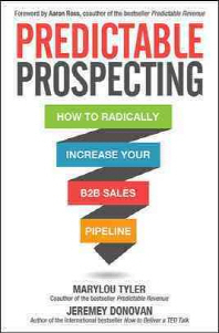 [해외]Predictable Prospecting